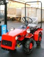 Чаще всего, мини тракторы