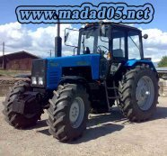 Трактор беларус (МТЗ) 1523