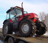 Трактор МТЗ Беларус 1523 (2008