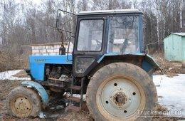 Трактора БУ и новые в республике Чувашия